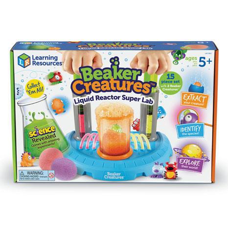Beaker Creatures - Super Laboratorul 2