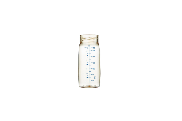 Biberon premium cu tetina M 260 ml 1
