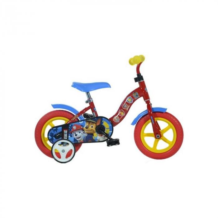 Bicicleta copii 10'' - PAW PATROL 1
