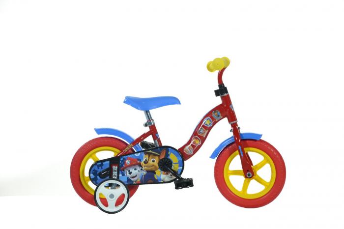 Bicicleta copii 10'' - PAW PATROL 0