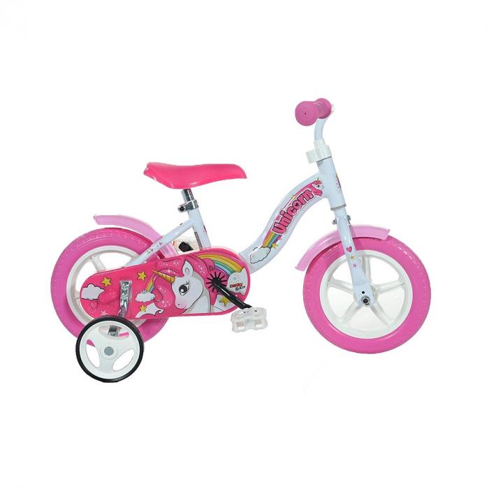 Bicicleta copii 10'' - UNICORN [5]