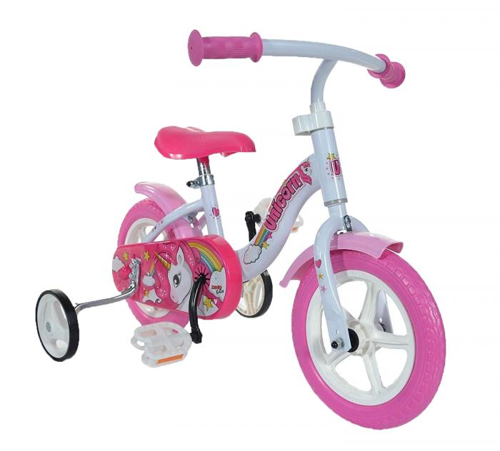 Bicicleta copii 10'' - UNICORN [7]
