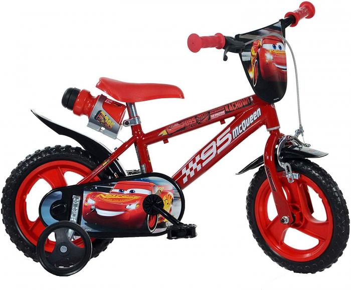 Bicicleta copii 12'' CARS [0]