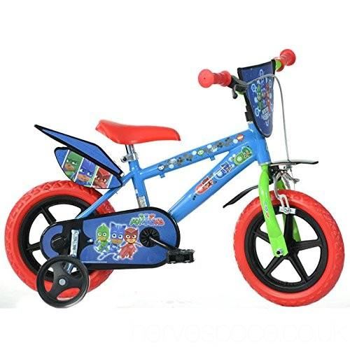 Bicicleta copii 12'' EROII IN PIJAMA 0