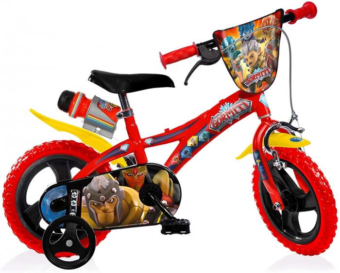 Bicicleta copii 12'' - GORMITI [0]