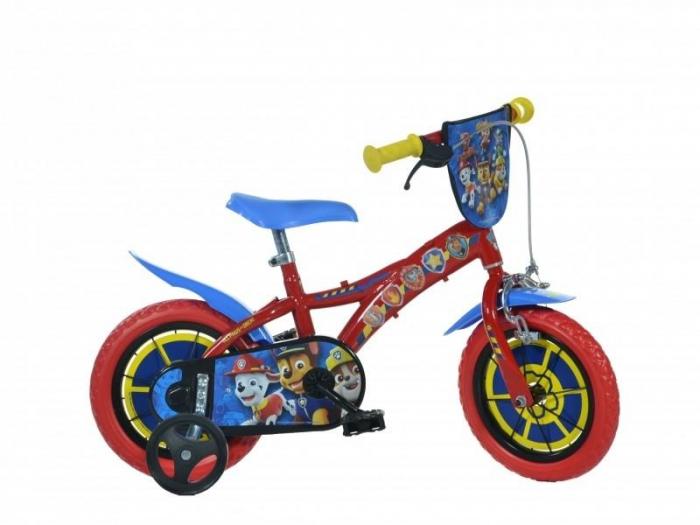 Bicicleta copii 12'' - PAW PATROL [0]