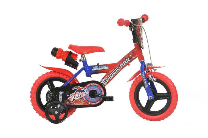 Bicicleta copii 12'' Spiderman 2