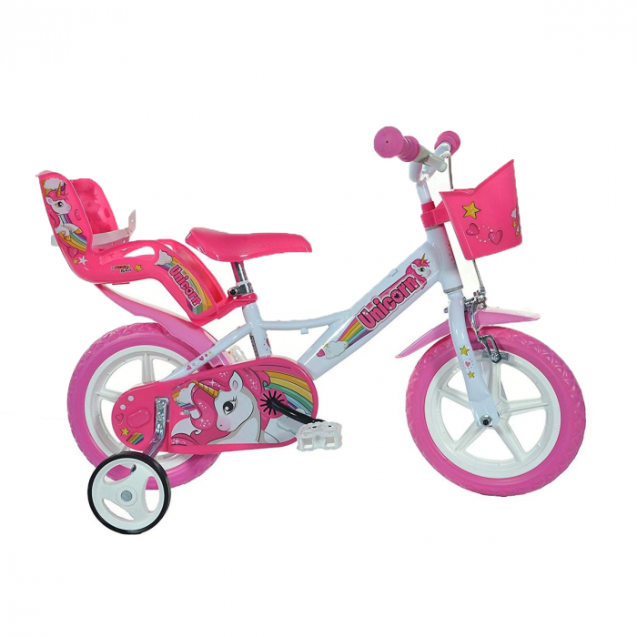 Bicicleta copii 12'' - UNICORN [5]