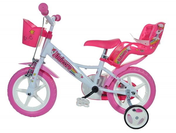 Bicicleta copii 12'' - UNICORN 0