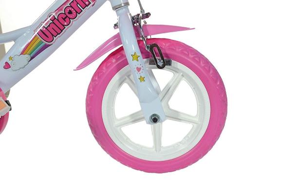 Bicicleta copii 12'' - UNICORN 4