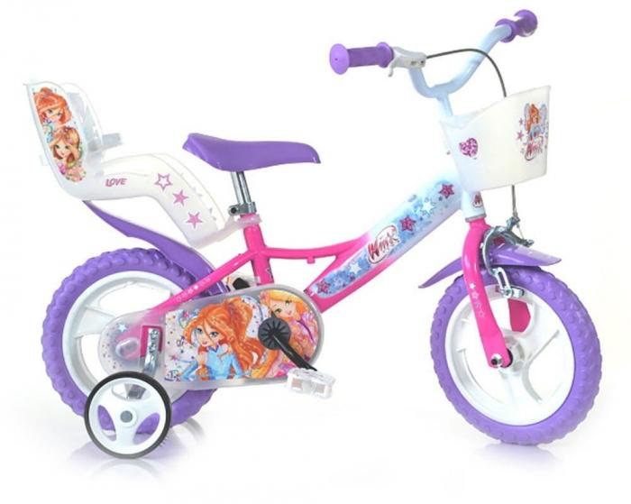 Bicicleta copii 12'' Winx 0