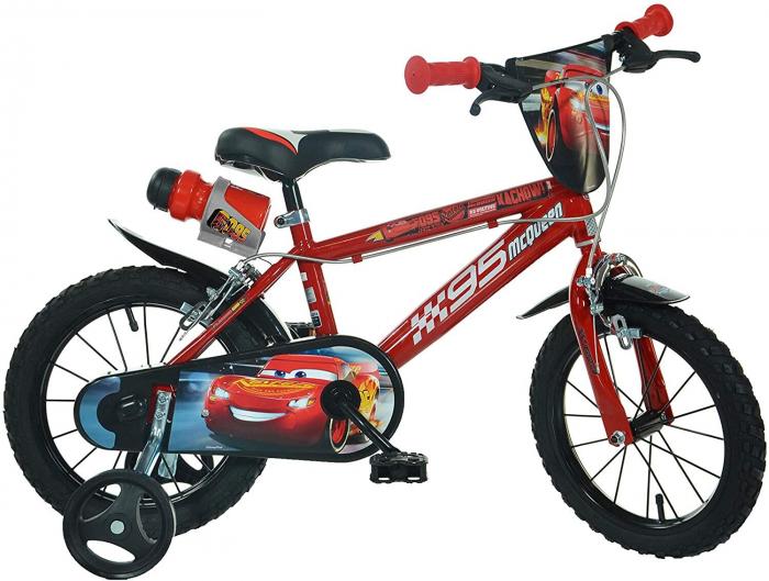 Bicicleta copii 14'' CARS [0]
