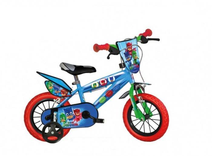 Bicicleta copii 14'' EROII IN PIJAMA [0]
