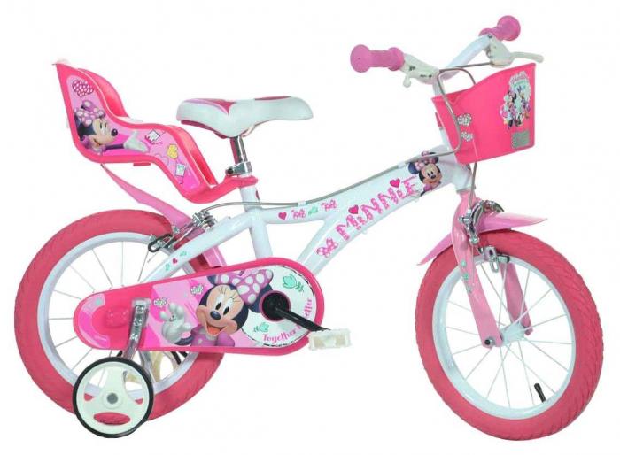Bicicleta copii 14'' MINNIE [0]