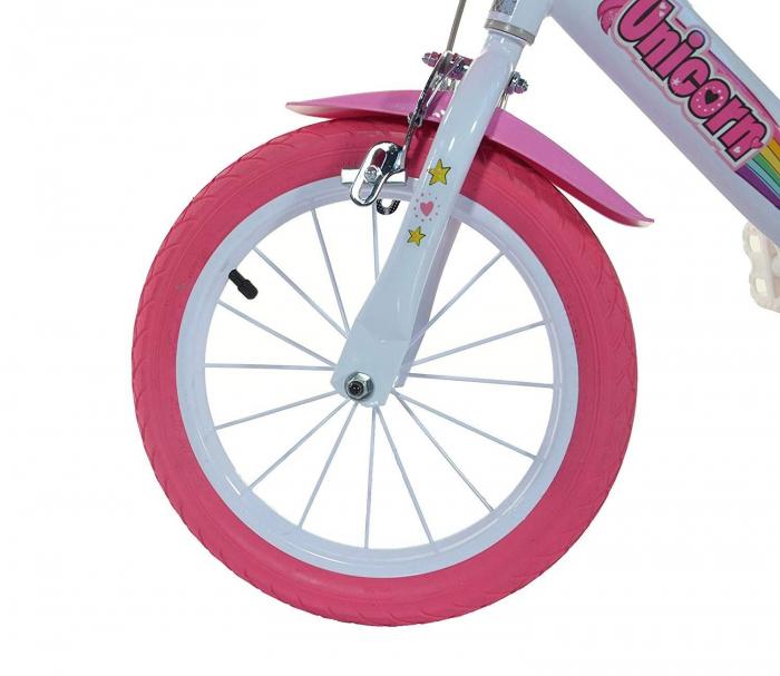 Bicicleta copii 14'' - UNICORN [5]