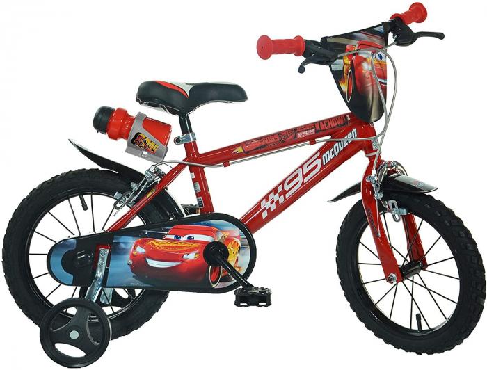 Bicicleta copii 16'' CARS [0]