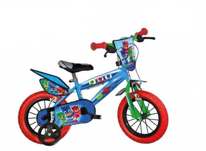 Bicicleta copii 16'' EROII IN PIJAMA 0