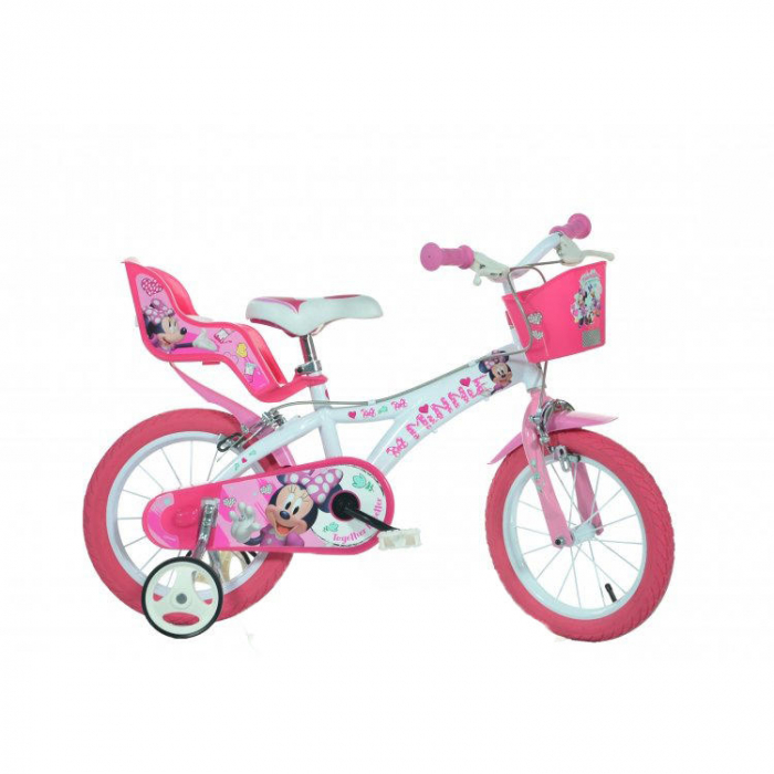 Bicicleta copii 16'' MINNIE [0]