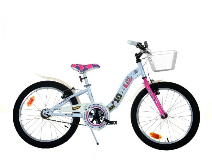 Bicicleta copii 20'' - LOL [0]