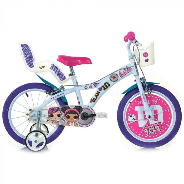 Bicicleta LOL 16'' 0