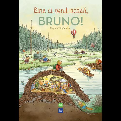 Bine ai venit acasa, Bruno! 0