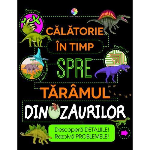 Calatorie in timp spre taramul dinozaurilor [0]