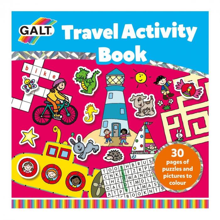 Carte de activitati - Travel [0]