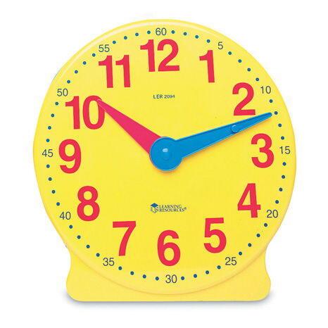 Ceasul clasei 1