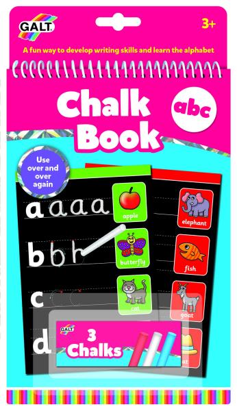 Chalk Book - ABC 0