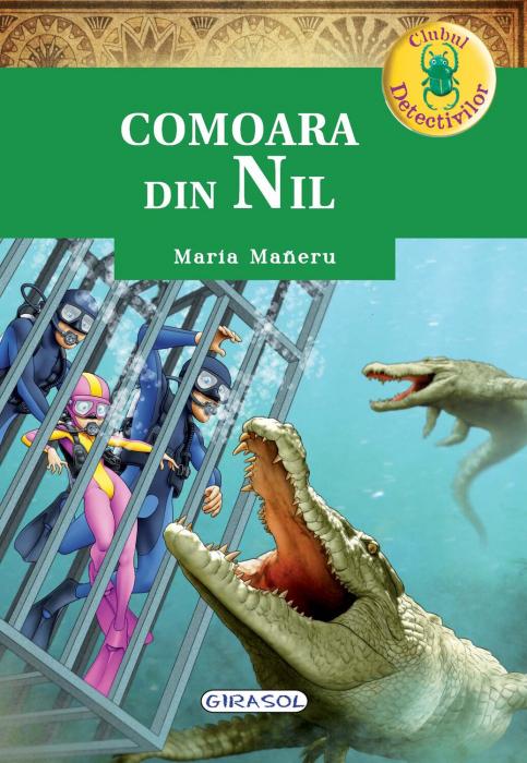 Clubul detectivilor - Comoara din Nil 0