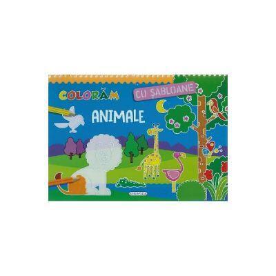 Coloram cu sabloane - Animale [0]