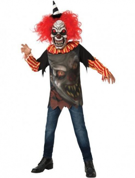 Costum carnaval - CLOVN INFRICOSATOR 0