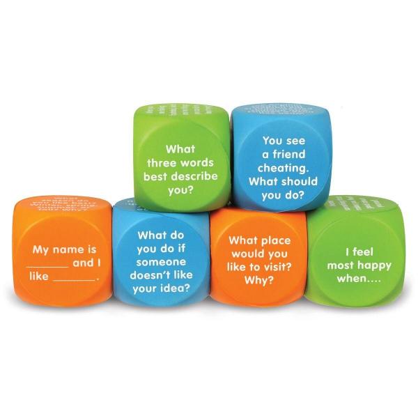 Cuburi pentru conversatii - Descoperim emotiile 1