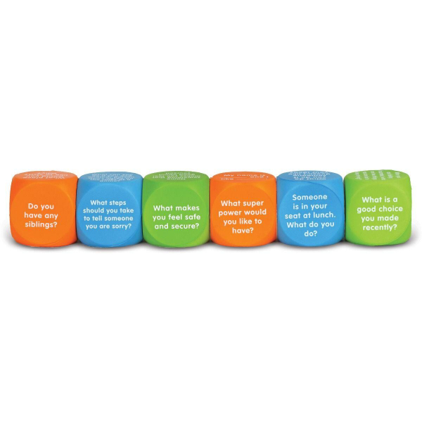 Cuburi pentru conversatii - Descoperim emotiile 2