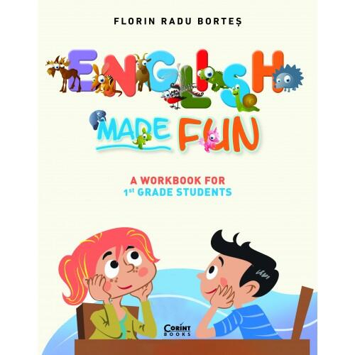 English made fun. A workbook for 1 grade students 0
