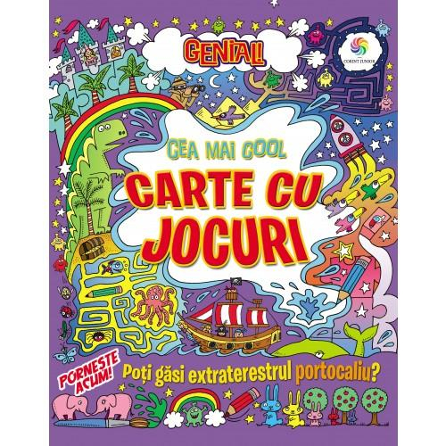 Genial! Cea mai cool carte cu jocuri [0]