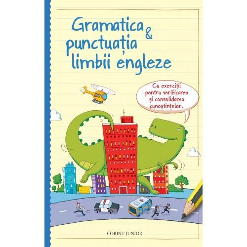 Gramatica si punctuatia limbii engleze 0