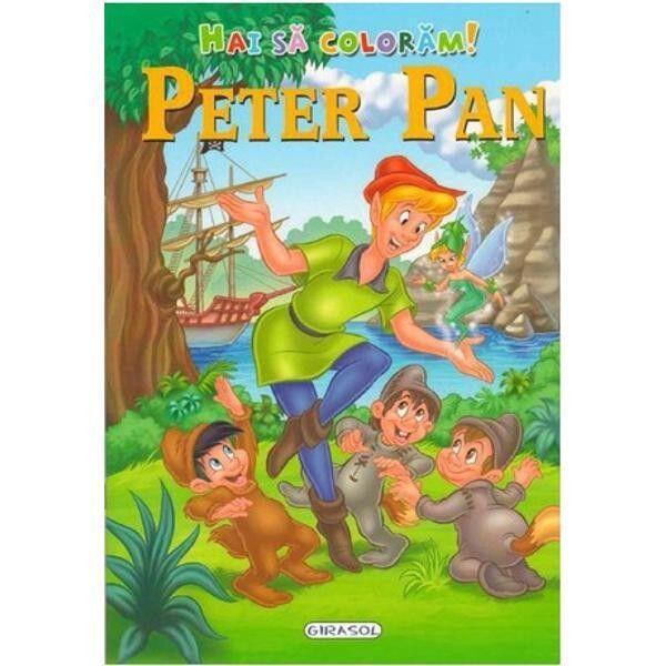 Hai sa coloram! Peter Pan [0]