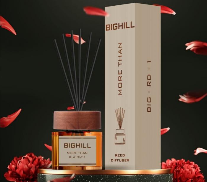 Odorizant Parfum de camera BigHill More Than RD-1 120 ml inspirat dupa Xerjoff More than Words big hill [0]