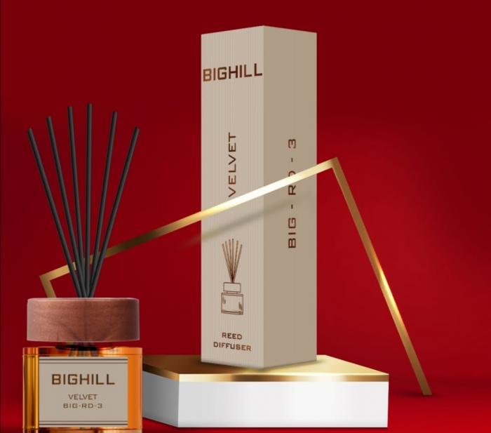 Odorizant Parfum de camera BigHill Velvet RD-3 120 ml inspirat dupa Tom Ford Velvet Orchid big hill [0]
