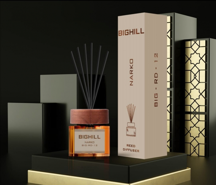 Odorizant Parfum de camera BigHill Narko 120 ml RD-12 inspirat din Ex Nihilo Fleur Narcotique [0]
