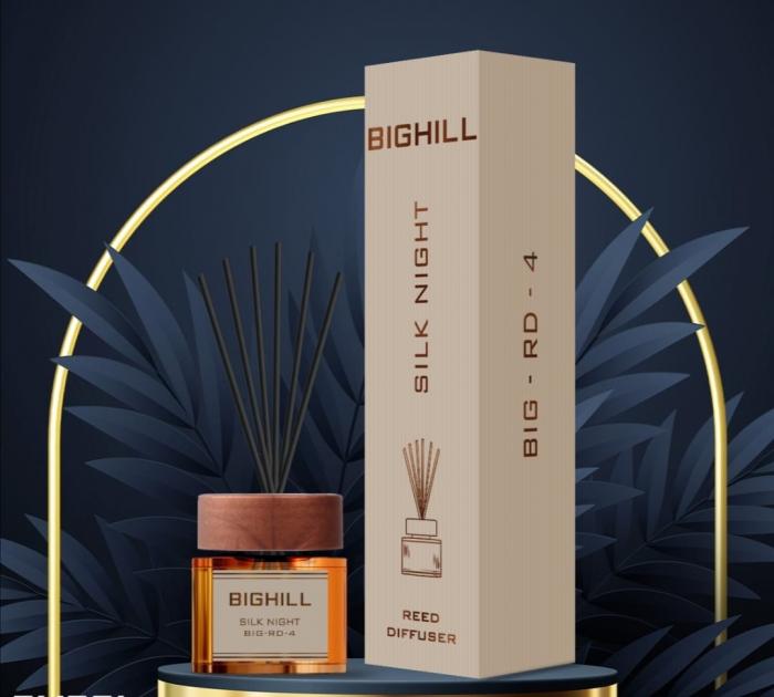 Odorizant Parfum de camera BigHill Silk Night RD-4 120 ml inspirat dupa Francisc Kurkdjian Oud silk mood big hill [0]