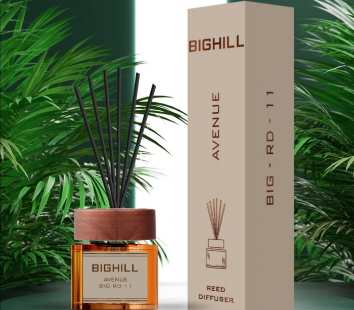 Odorizant Parfum de camera BigHill Avenue 120 ml RD-11 inspirat din Creed Aventus [0]