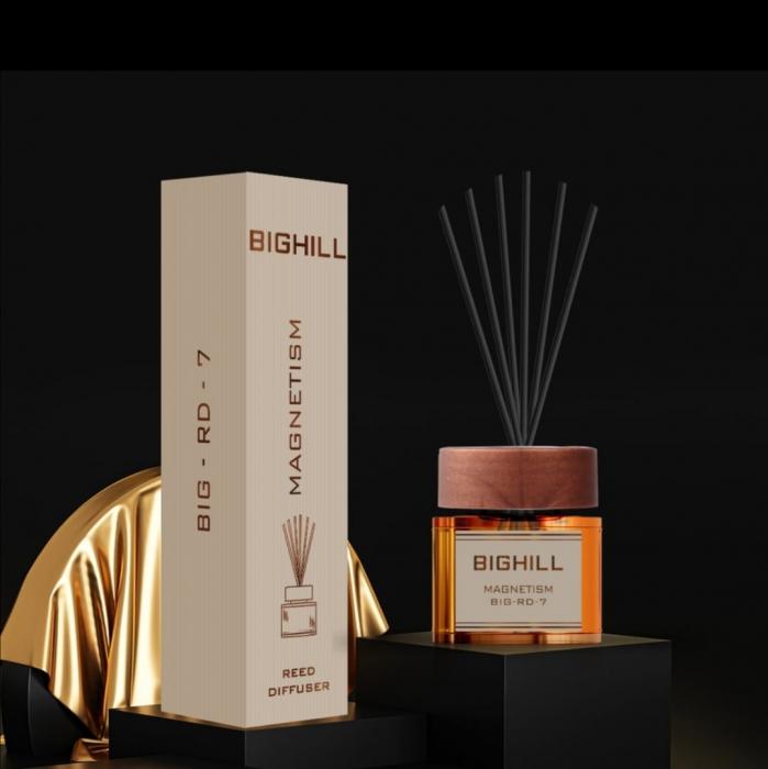 Odorizant Parfum de camera BigHill Magnetism RD-7 120 ml inspirat dupa Escada Magnetism big hill [0]