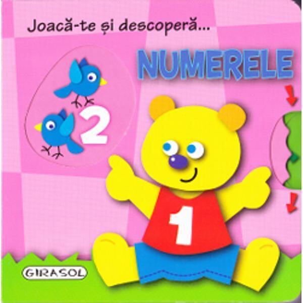 Joaca-te si descopera - Numerele [0]