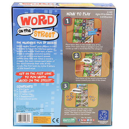 Joc - Cursa cuvintelor 5
