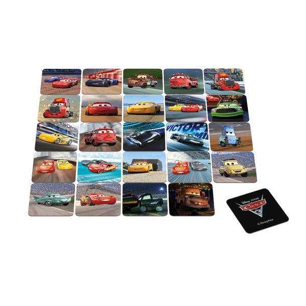 Joc de memorie - Cars 3 1