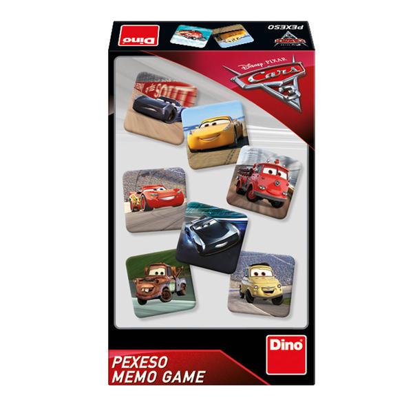 Joc de memorie - Cars 3 0