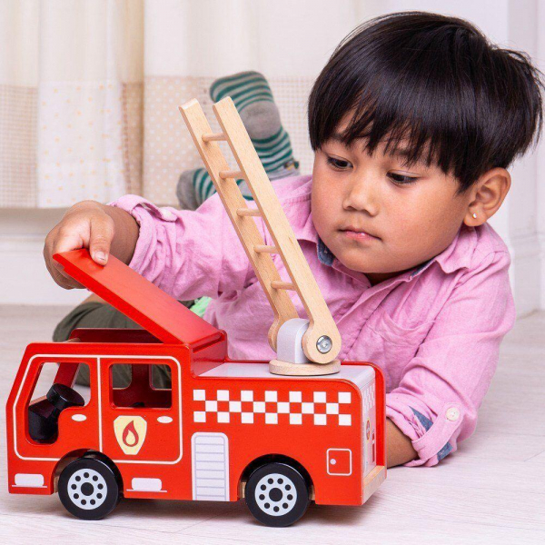 Joc de rol - Masinuta de pompieri 2