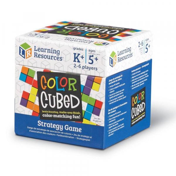 Joc de strategie - Cubul culorilor 0